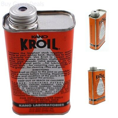 Kano Kroil Penetrating Oil 8 Oz. Liquid