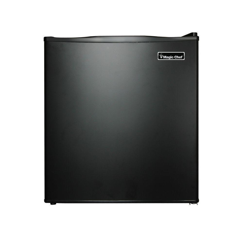 Magic Chef MCAR170BE 1.7 cu.Ft.Compact All Refrigerator Blac