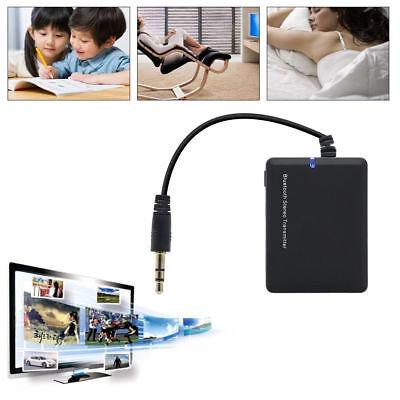 3,5mm Bluetooth A2DP Stereo Audio Adapter Dongle Sender Transmitter für TV PC