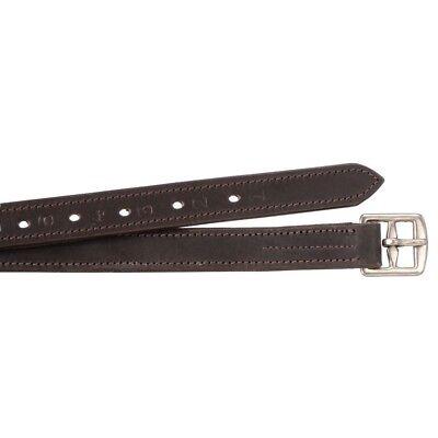 EquiRoyal Nylon Lined Stirrup Leathers 1