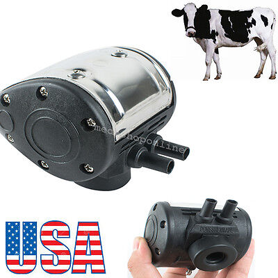 Usa L80 Pneumatic Pulsator For Cow Milker Milking Machine Dairy Farmer Cattle