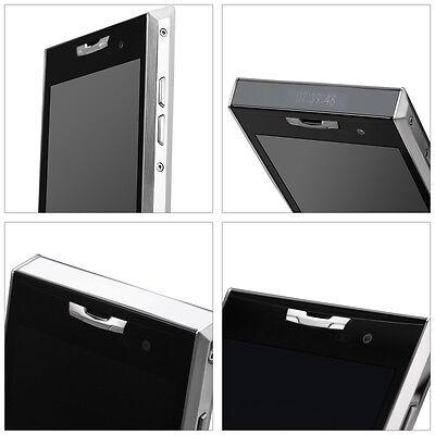 4.7 inch Luxury Metal Frame Elegant 4G Vertu Styled Smartphone Dual 2 Screen Sim