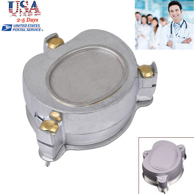 For Dentist Aluminium Denture Flask Compressor Parts Dental Lab Tool