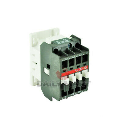 New In Box ABB A9-30-10 3-Pole Contactor