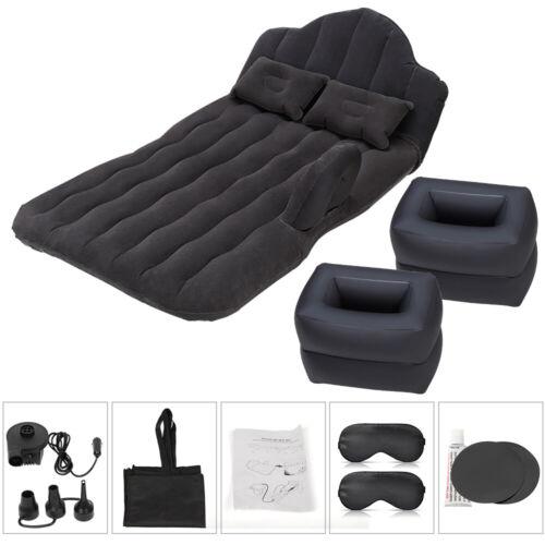 Car Mattress Car Cushion Inflatable Split-type Travel Sleep