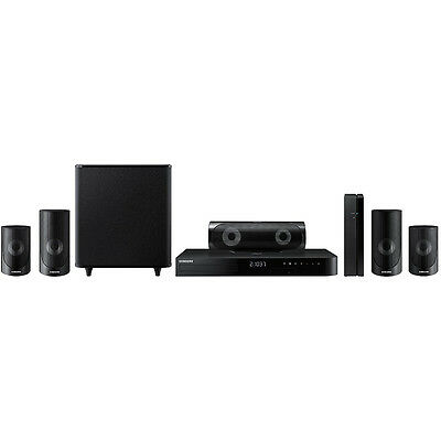 Samsung 5.1ch 1000-Watt 3D Smart Blu-ray Home Theater System with Bluetooth