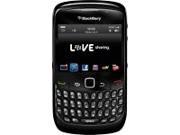 BlackBerry Curve 8520 on Orange Pay As You Go
