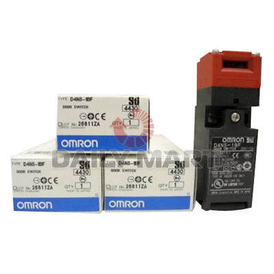Omron Safety Door Switch D4ns-1bf D4ns1bf New In Box Free Ship