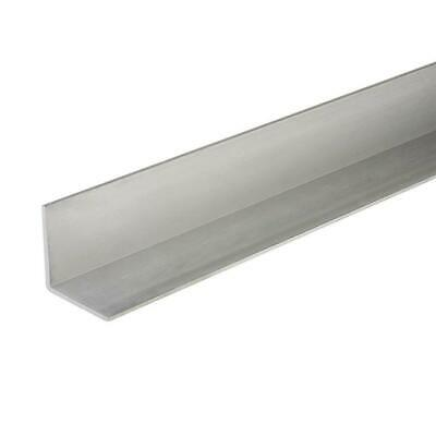 34 In. X 12 In. X 48 In. Aluminum Flat Angle With 116 In. Thick By Everbilt