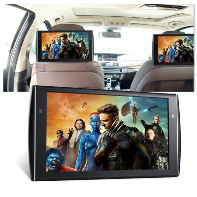 "11.6"" Multimedia Car Headrest DVD Player Monitor Rear-Seat Entertainment System"