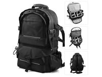 PRO MULTIFUNCTIONAL TRAVEL BACKPACK CAMERA DSLR BAG FOR CANON/NIKON/SONY