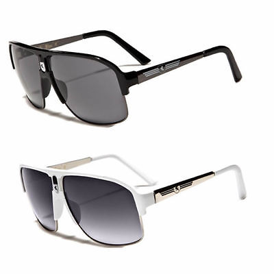 80s Men Women Aviator Retro Vintage Classic Fashion Designer Sunglasses