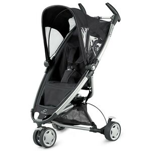 QUINNY-ZAPP-BUGGY-STROLLER-ROCKING-BLACK-2014-ULTRA-COMPACT-NEW