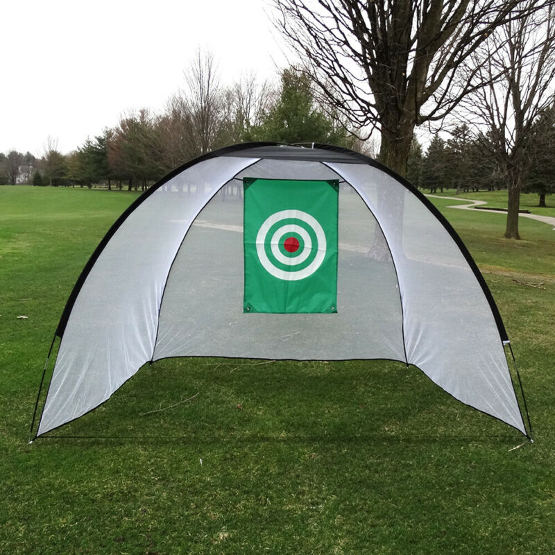 NEW Tee 2 Green Golf Practice Hitting / Driving / Chipping Net - Training