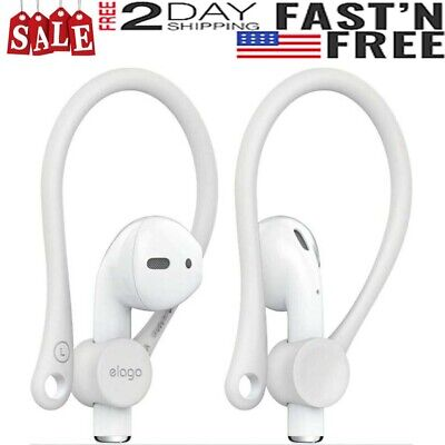 Best AirPods Strap Holder Ear Hooks Wireless Compatible with Apple Earbuds Hook