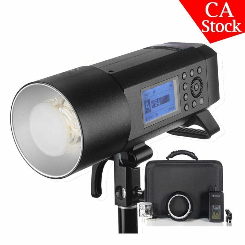 Godox TTL 2.4G X System AD400Pro All-in-One Outdoor Flash Light Speedlite