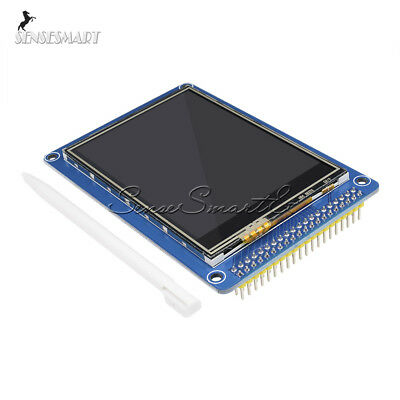 3.2 Inch Tft Lcd 240x320 Module Display With Touch Panel Sd Card Than 128x64 Lcd