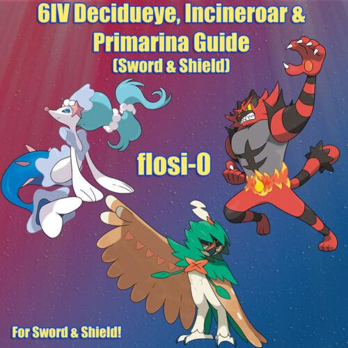 Primarina Z TAKARA TOMY Pokemon Z Crystal Vol.06 Decidueye Z Incineroar Z