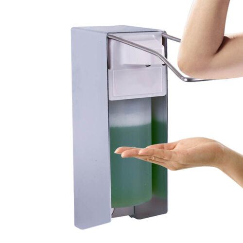 300ML Seifenspender Duschgel Seife Desinfektion Wandmontage Flüssigseifenspender