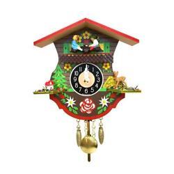 110K - Engstler Key Wound Clock - Mini Size - 4H x 4.25W x 2.5D
