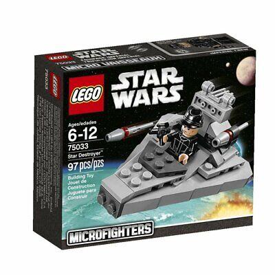 Lego Star Wars Microfighters Series 1 Star Destroyer 75033