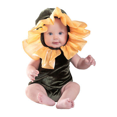 Infant Anne Geddes Flower Halloween Costume