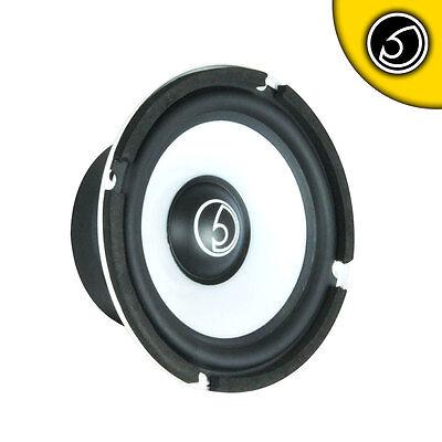 """Bass Face 5.25"""" Inch 13cm 200w Mid Bass Driver Car Door Shelf Subwoofer Speaker"""