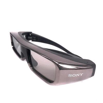 Used Original TDG-BR100 3D Active Glasses For Sony Bravia HX750 HX800 HDTV TV