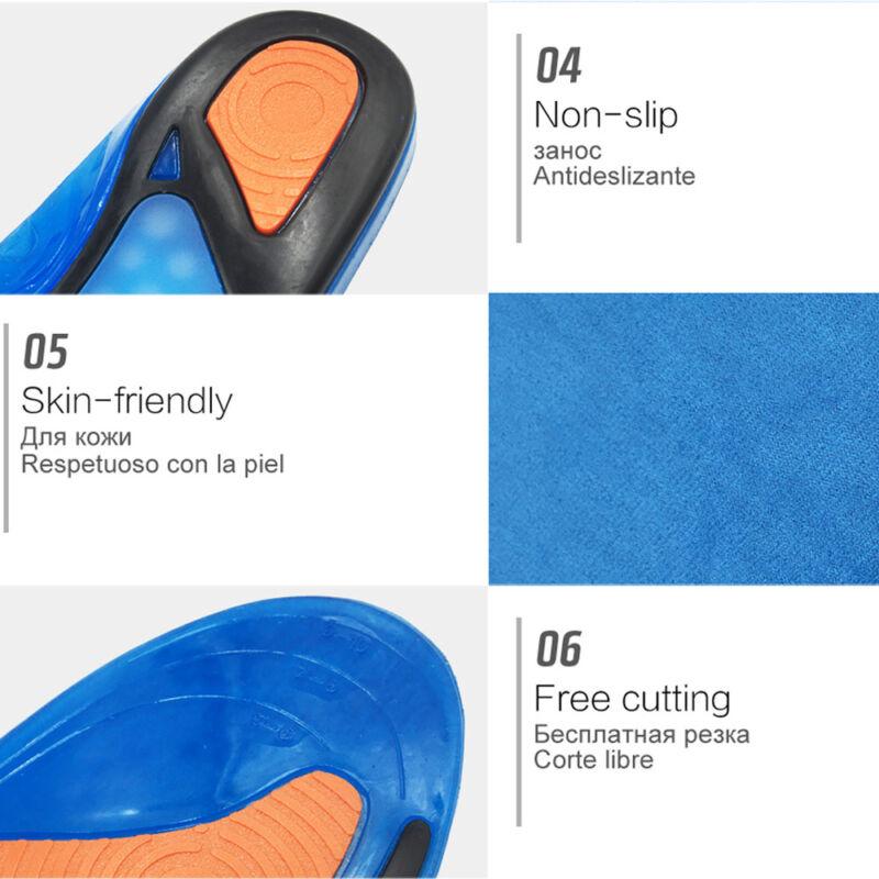 Sports Insoles Insert Shoe Pad Cushion PD