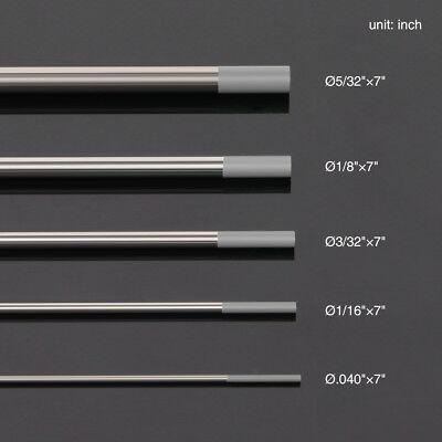 10-pk Tig Welding Tungsten Electrode 2 Ceriated Gray Wc20 .040-532x7