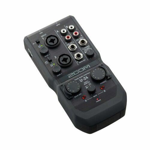 zoom japan handy audio interface dtm midi