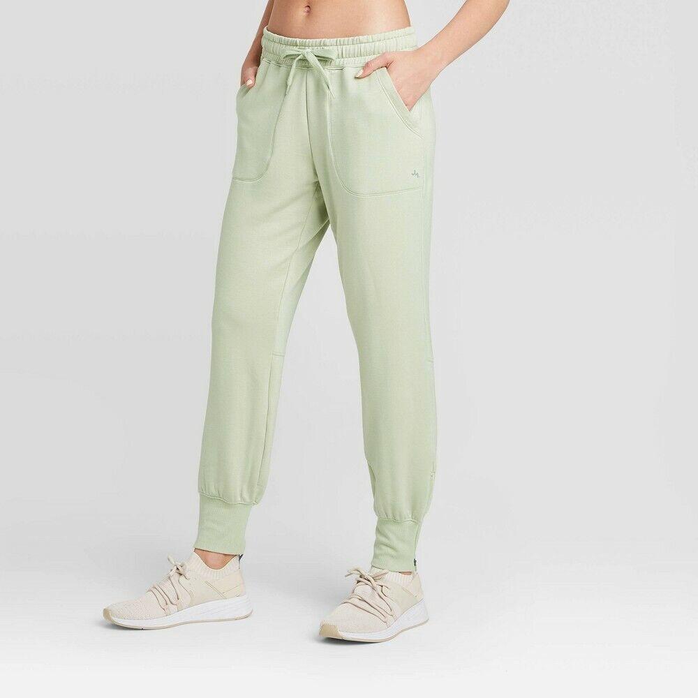 Women's Mid-Rise Cozy Jogger – JoyLab Fern XXL Activewear