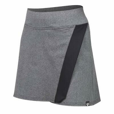 PEARL IZUMI Womens Select Escape Cycling Skirt, Phantom Heather Shorts, Small