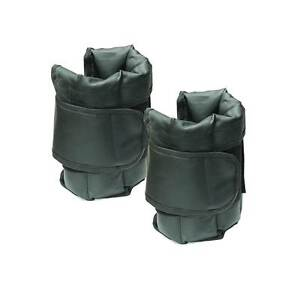FREE SHIPPING - 2x 5kg Ankle Weights Fitness Adjustable Gym Train Melbourne CBD Melbourne City Preview