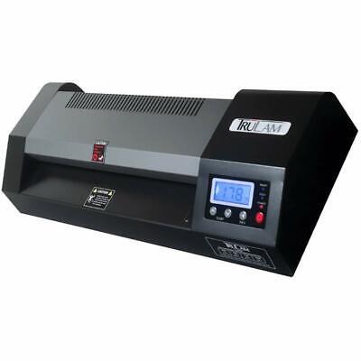 Professional Pouch Laminator Machine Office 12.5 Digital Photo Menu Paper Fast