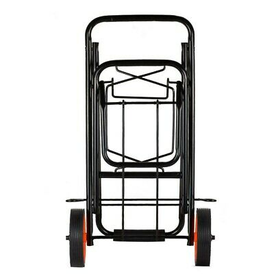 Folding Hand Sack Trolley Barrow Cart Platform Truck