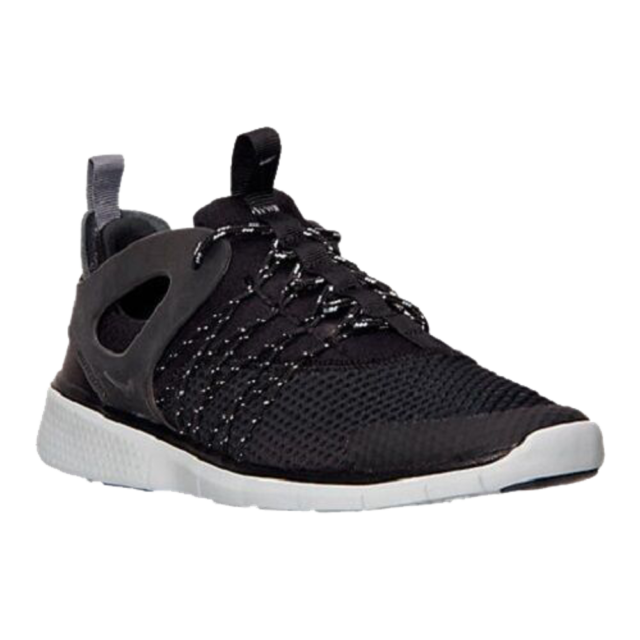 Grey/Black Running Shoes for Women