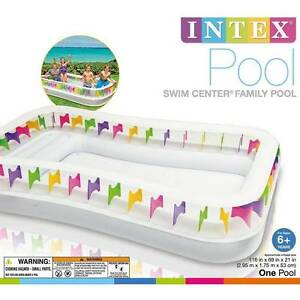 Intex Swim Centre Family Lounge Pool 814 Litre - New Perth South Seville Grove Armadale Area Preview