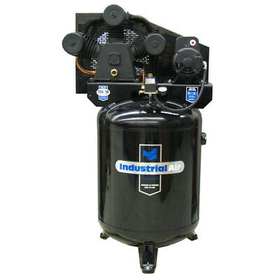 Industrial Air 5.7 Hp 60 Gallon Stationary Air Compressor Ila5746080 New