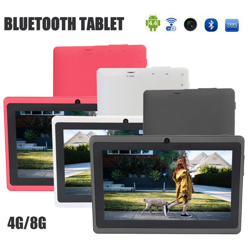 7 android google tablet pc 4gb... Image 0