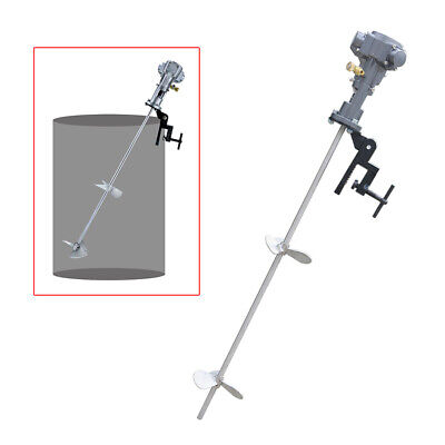 Paint Mixer Pneumatic Bracket Mixer 50gallon 12 Hp 37.5 Shaft High-quality