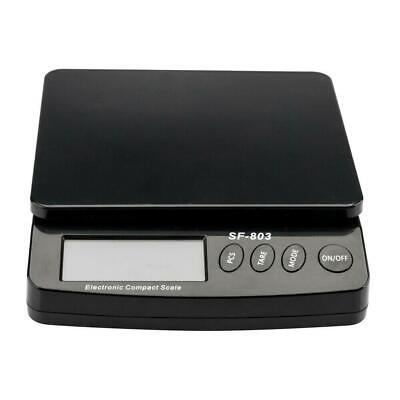 66lb X 0.1oz Digital Postal Shipping Scale Weight Postage Counting 4x Battery