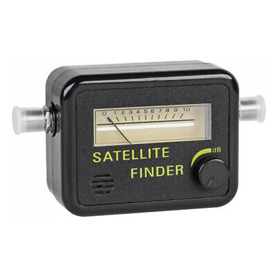 Satellite Finder Analog SF-95 950-2150 Mhz FTA Dish Signal Meter Sat Finders for sale  Shipping to India