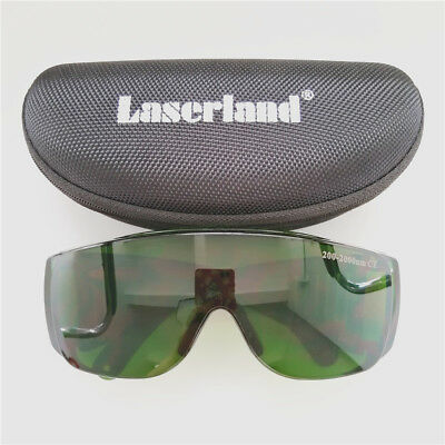 Ipl Ce 200nm-2000nm Laser Protection Goggles Safety Glasses Od4