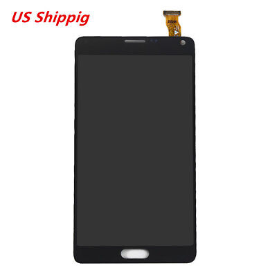 Sbi For Samsung Galaxy Note4 N910a N910 Lcd Display Digitizer Touch Screen Glass