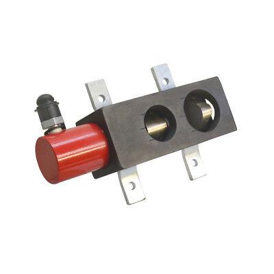 Air Hydraulic Tube Pipe Notcher Size 1-78 Inch 48mm 2-38 Inch 60mm