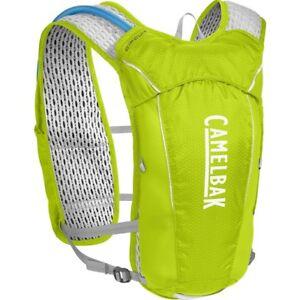 fdd16e51f4 CamelBak Circuit Running Hydration Vest Lime Punch/silver 1138301900 ...