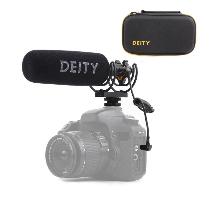 Deity V-Mic D3 Pro Super-Cardioid Shotgun Microphone Rycote Shockmount for DSLRs