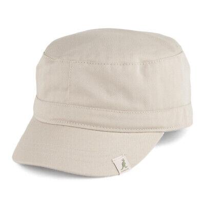 Kangol Cotton Army Cap - Beige