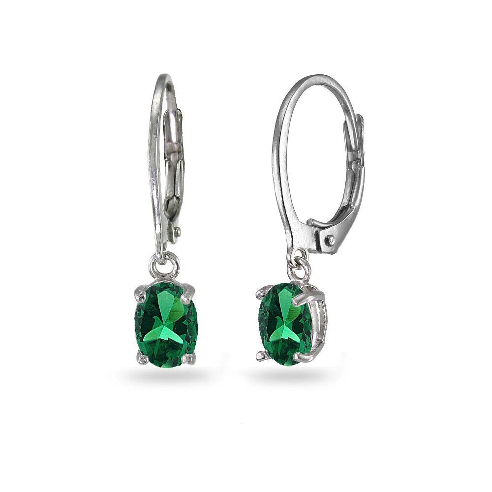 May-Simulated Emerald